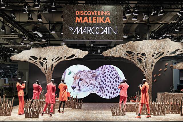 MarcCain Exhibition